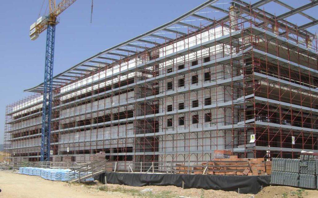 Sistema Constructivo de paneles de poliestireno expandido